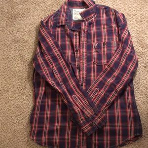 Men's button down.